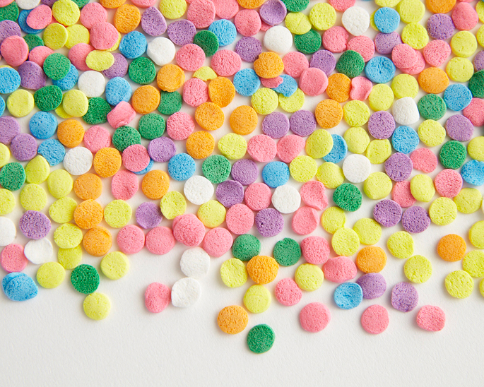 Confetti and Nonpareils