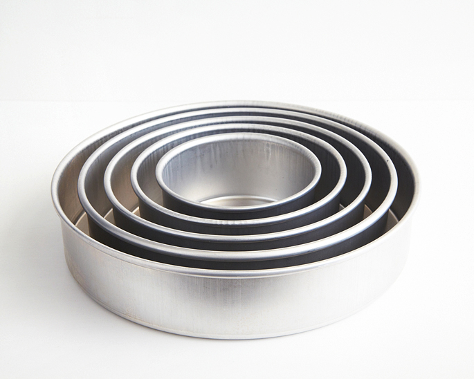 Novelty and Shaped Cake Pans