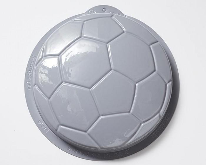 Soccer Ball Shaped Novelty Cake Pan