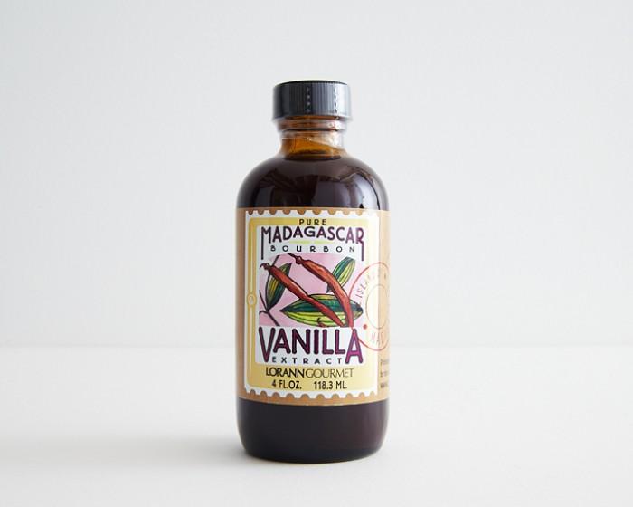 Madagascar Bourbon Pure Vanilla Extract |