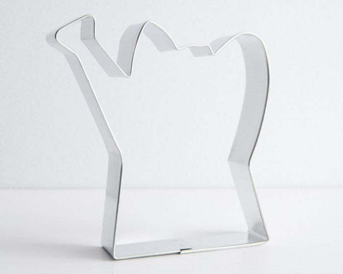 Gardening Tools Watering Can Cookie Cutter