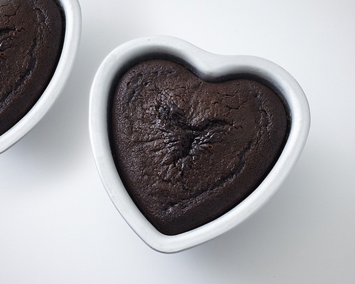 "6"" Heart Cake Pan"