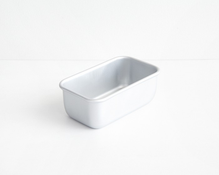 "4"" mini loaf aluminum mold pan fat daddios"