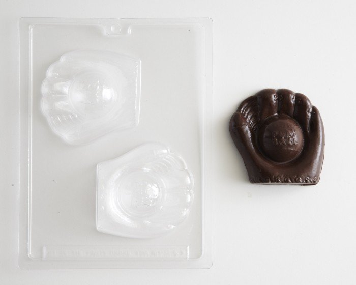 Baseball Mitt Glove Chocolate Candy Mold