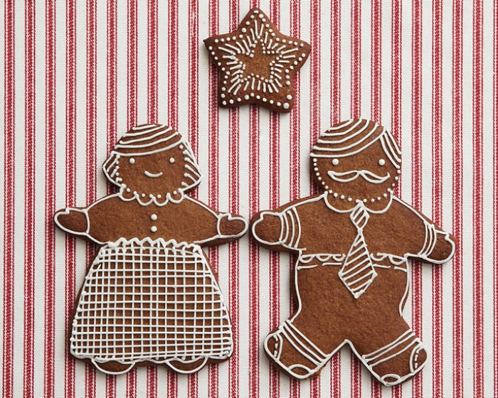 Gingerbread Cut Out Cookie Recipe