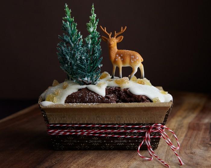 Christmas Ginger Loaf Recipe