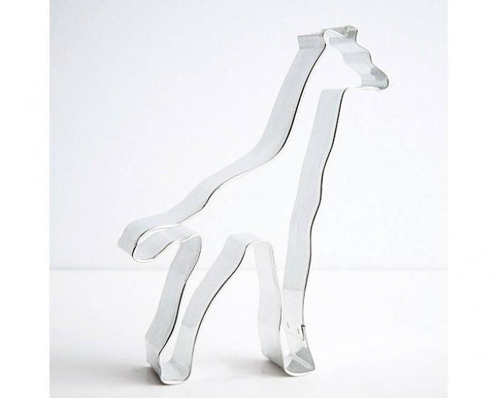 Giraffe Safari Animal Shaped Cookie Cutter