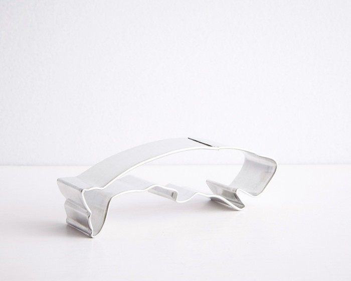 Whale Shaped Cookie Cutter Ocean Sea Creatures