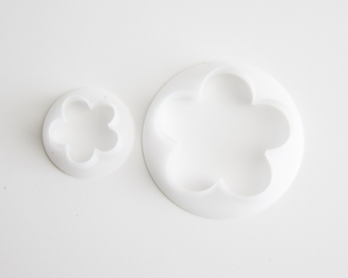 Blossom Cutter- Set of 2