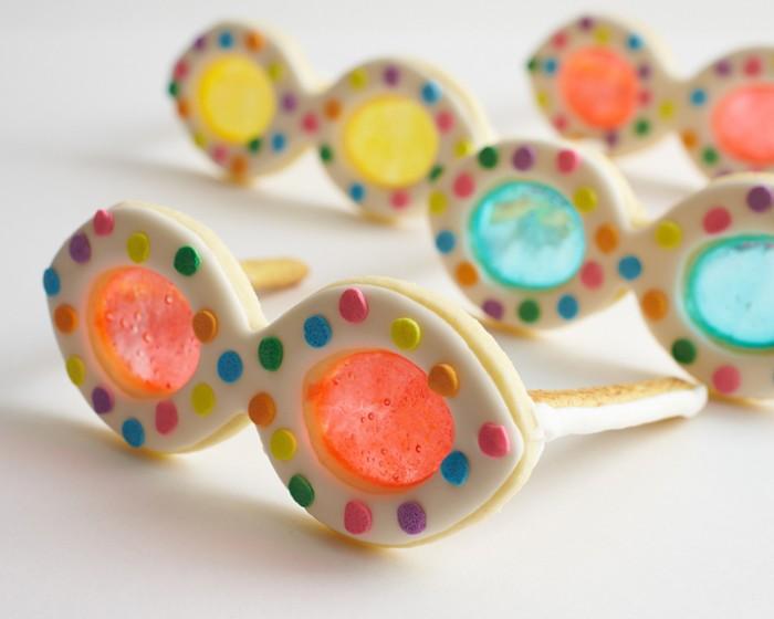 Summer Sunglass Cookie   Cakegirls Step By Step