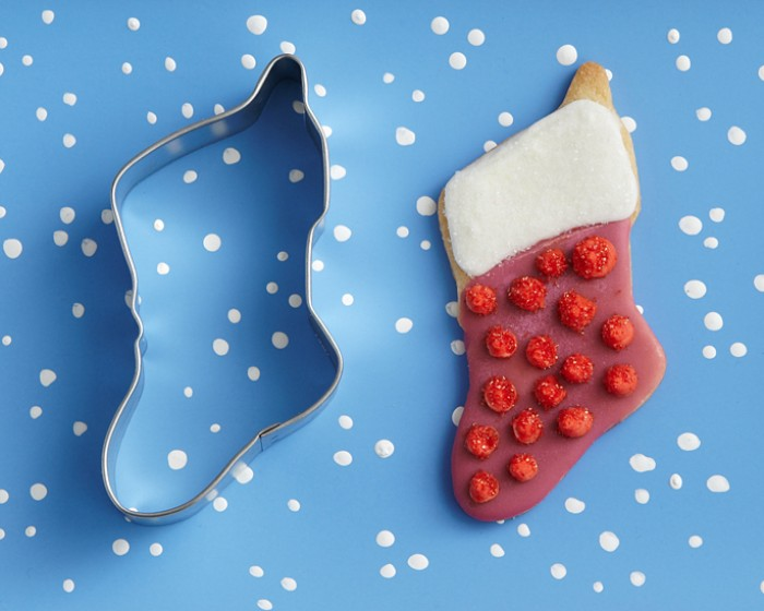 Christmas Stocking Cookie Holiday Cutter
