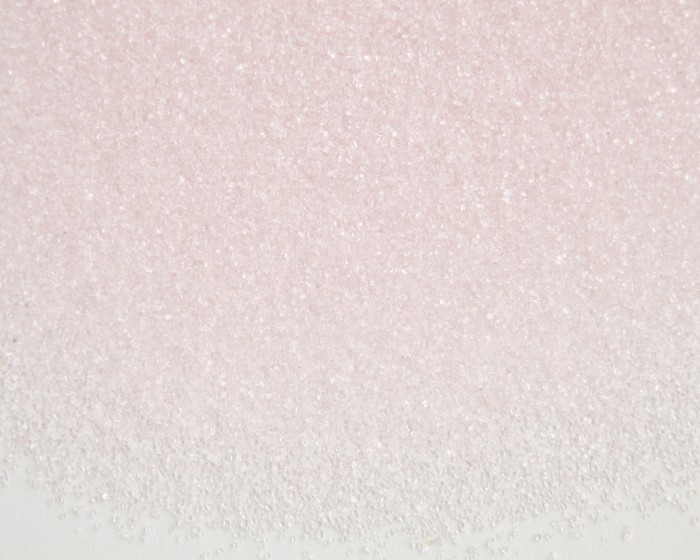 pastel baby pink sanding sugar cupcake sprinkles