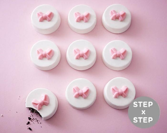 How To Make Easy Oreo Petit Fours Cakegirls