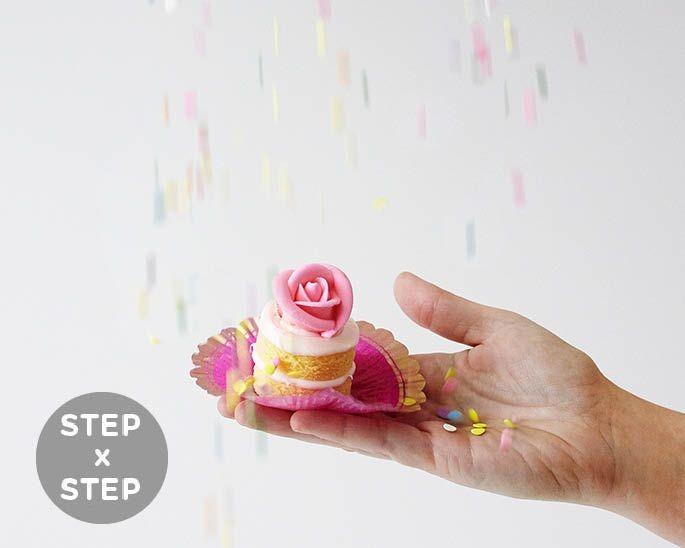 How To Make Mini Birthday Cakes Cakegirls