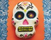 How To Make A Day of the Dead Sugar Skull Cake