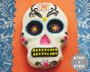 How To Make A Day of the Dead Skull Cake