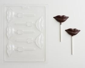 0642ca0c69f Lips Chocolate Candy Mold Sucker Lips Chocolate Candy Mold Sucker