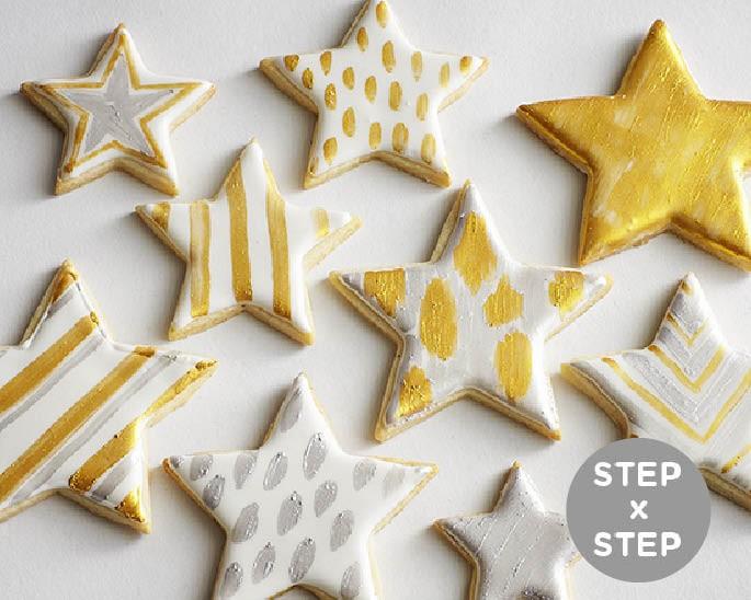 Metal Christmas Star