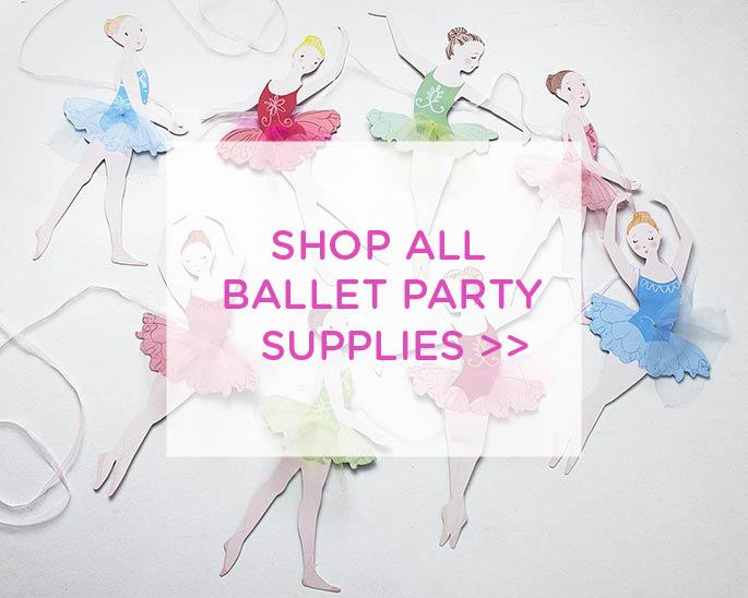 Ballet Party Kit