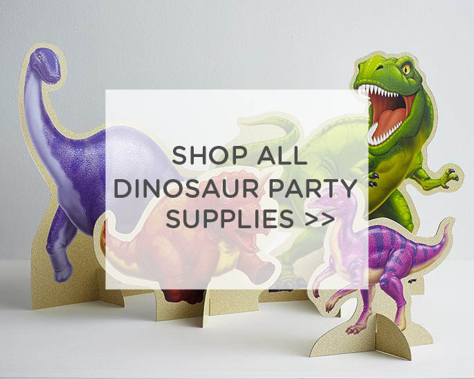 Dinosaur Party Kit by Cakegirls
