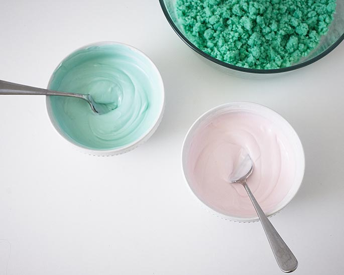 Pastel Melted Candy Coating |Cakegirls Step x Step Tutorials