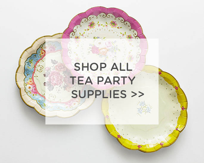 Tea Party Kit by Cakegirls
